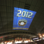 Sapporo Dome Projection